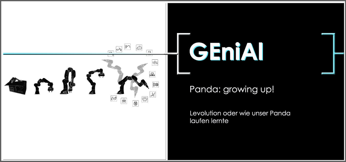 Levolution: Panda growing up!