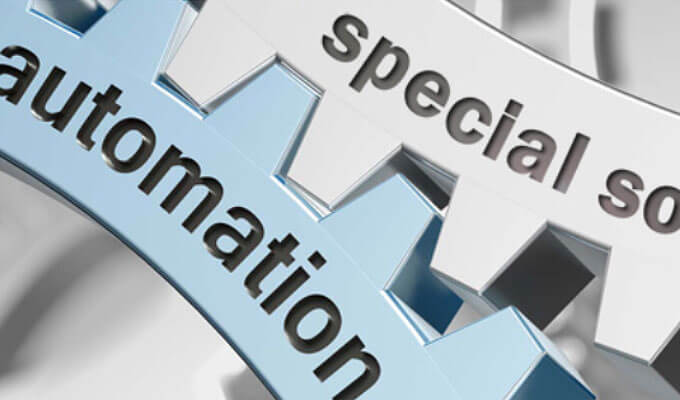 Special Solutions and Automation systems